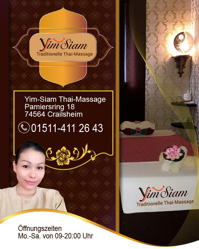 YIM SIAM Thai-Massage